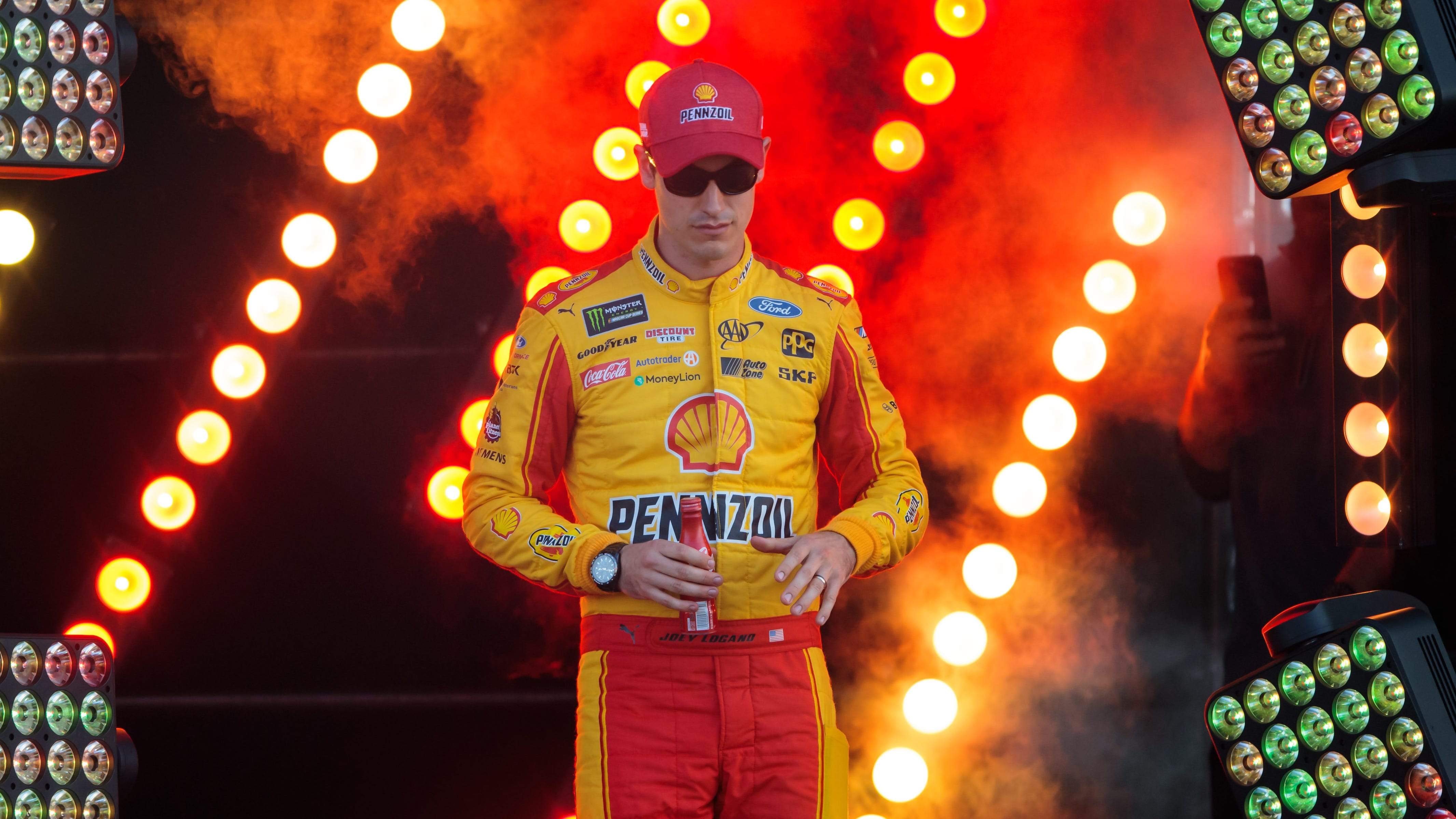 Joey Logano won his first NASCAR Cup Series championship Sunday at Homestead-Miami Speedway.
