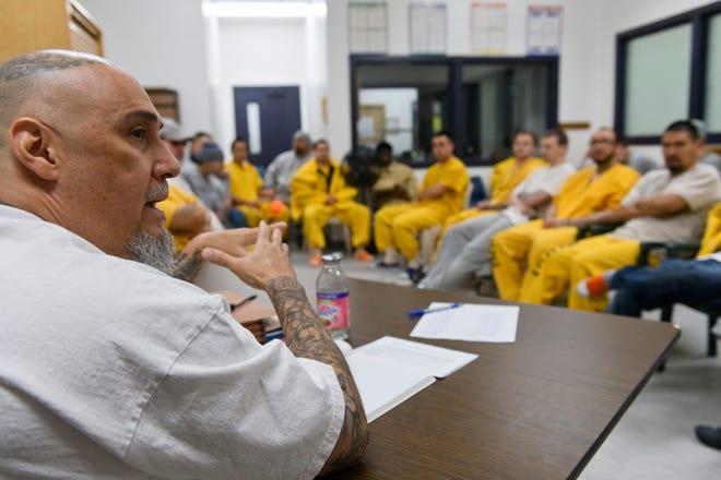 The Spring Creek Correctional Center in Seward, Alaska.