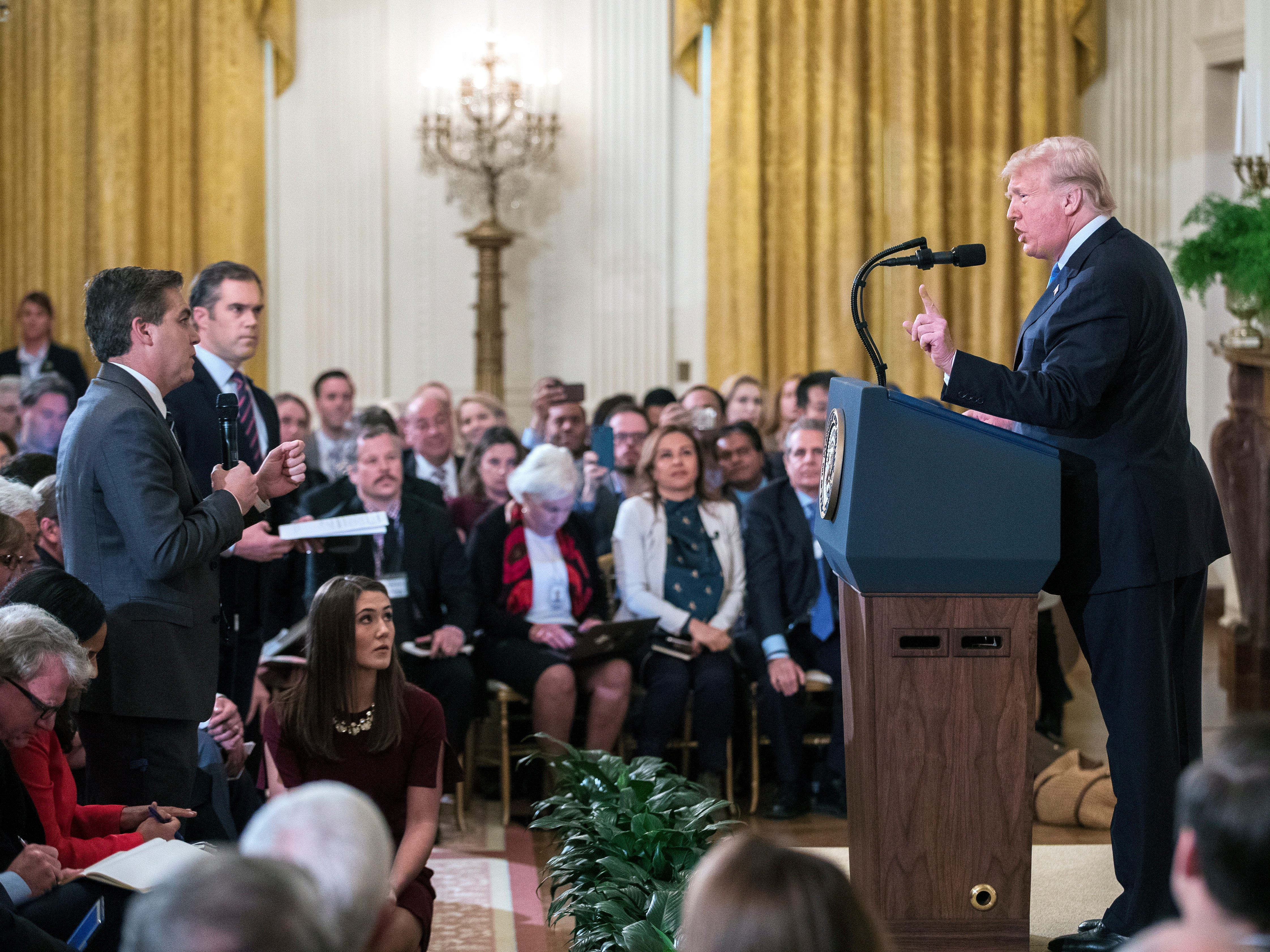 Acosta's legacy: Kill the lights, shut off the cameras, reform White House press corps
