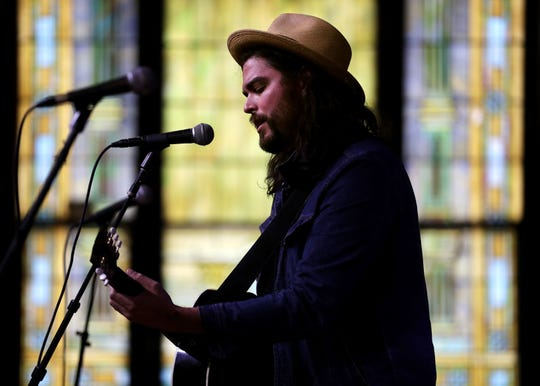 Dan Rodriguez will be back in Appleton for a holiday show at the Lawrence Memorial Chapel.