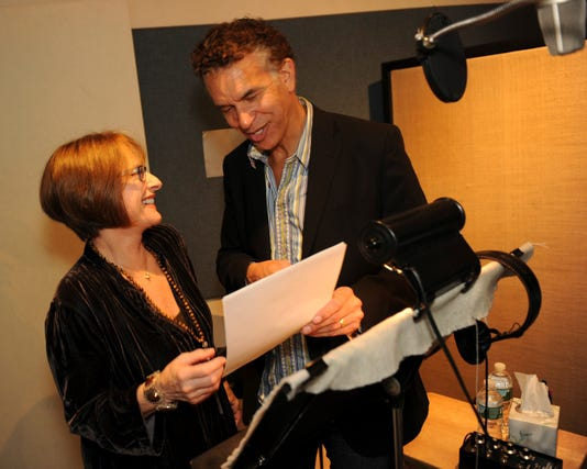 Patti Lupone Brian Stokes Mitchell