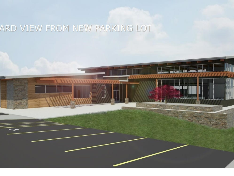 Construction on long-delayed, new $5.8M East Asheville library could begin by summer