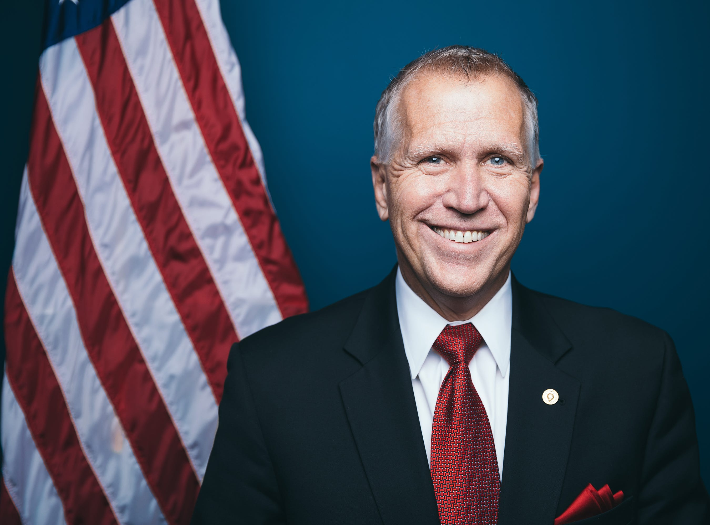 Thom Tillis to be featured speaker at Charles Taylor's annual holiday dinner