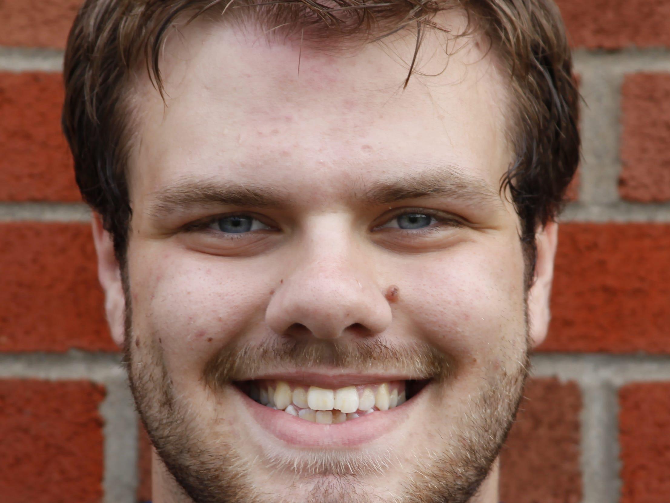 From 2011: Susquehanna Valley football #58 Sam Siskin