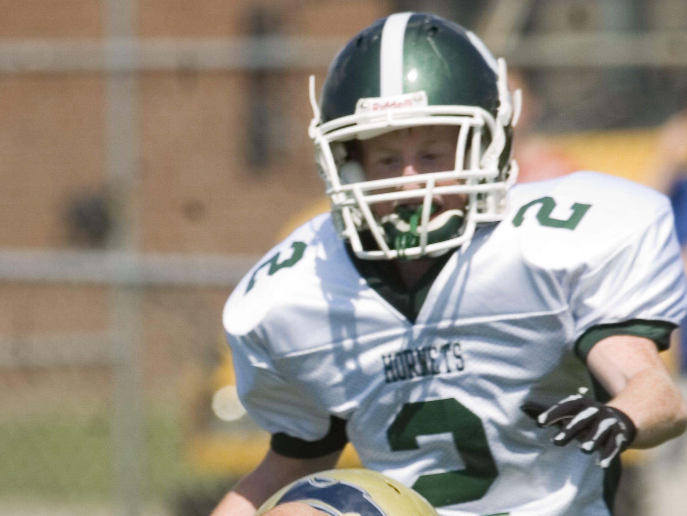 Susquehanna Valley High School plays against Southside High School on Saturday, September 5, 2009.