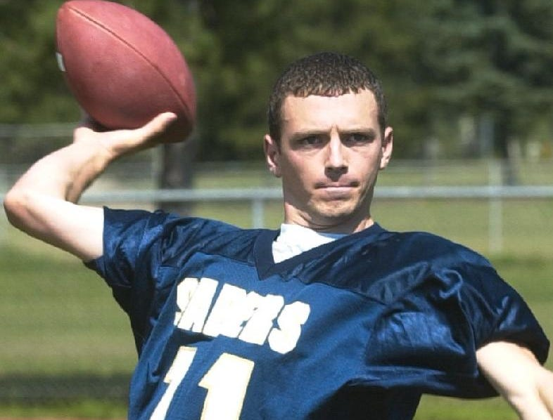 From 2003: Susquehanna Valley junior Chris Downey will lead the Sabers offense this fall.