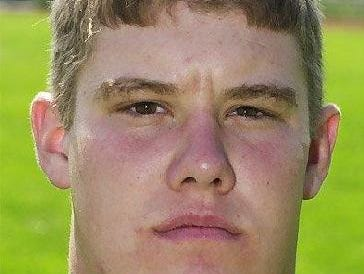 From 2001: Randy Coolbaugh, Susqehanna Valley HS football.