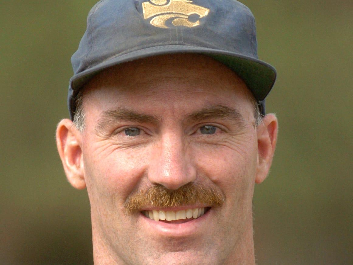 From 2005: Susquehanna Valley football head coach- Ray Haskell.