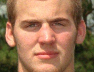 Mark Schuster, fullback for SV, 1997 football prev
