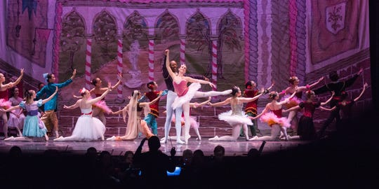 "Ithaca Ballet's ""The Nutcracker"" returns to the State Theatre on Dec. 14-15."