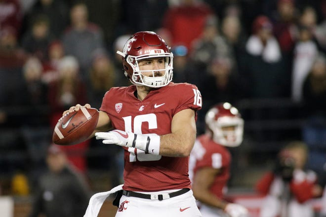 Gardner Minshew might be the man who finally leads Washington State to an Apple Cup win.