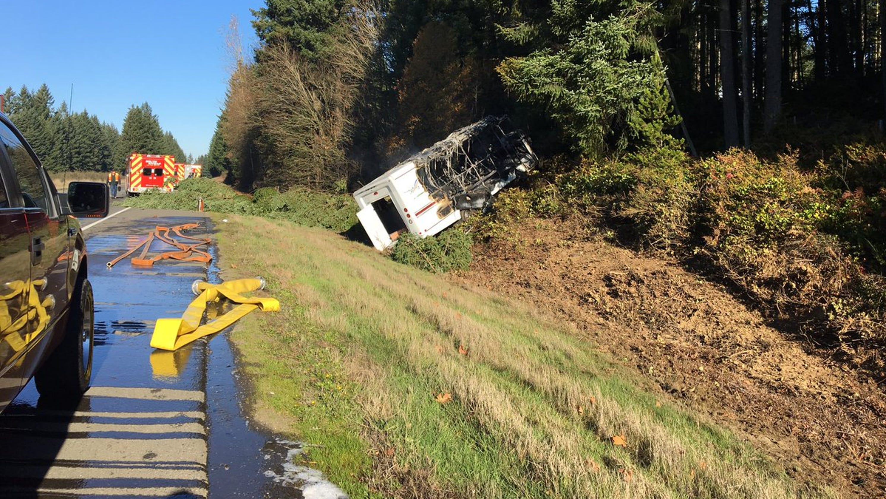 Washington State Patrol investigating fatal crash on Highway 16