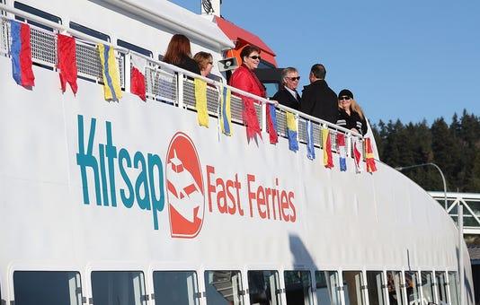 Kingston Fast Ferry Launch 03