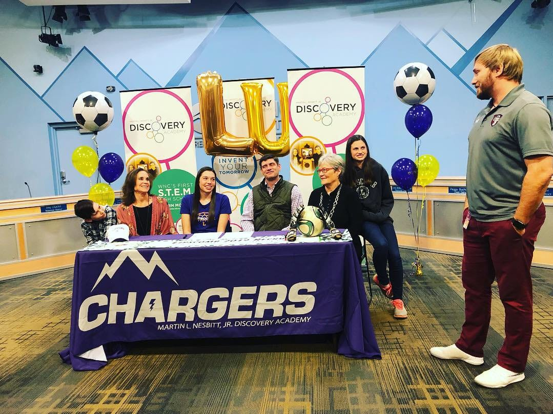 Owen standout signs with Lipscomb University