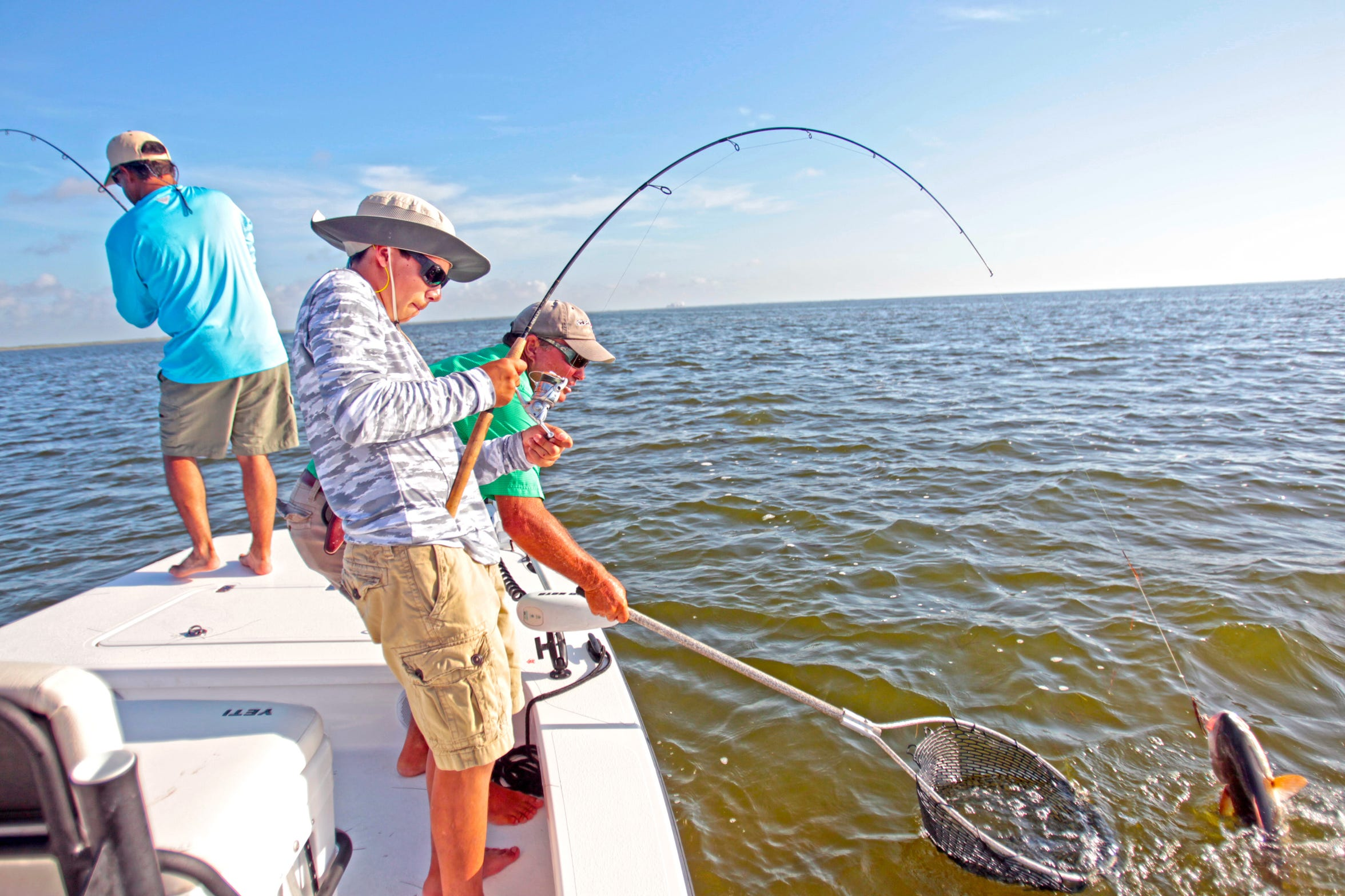 If a charter fishing trip is within your budget, they make great gifts for the angler on your Christmas list.