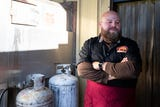 Mack Rodriguez, owner of Bottomless Pit BBQ, gives the best Thanksgiving turkey tips.