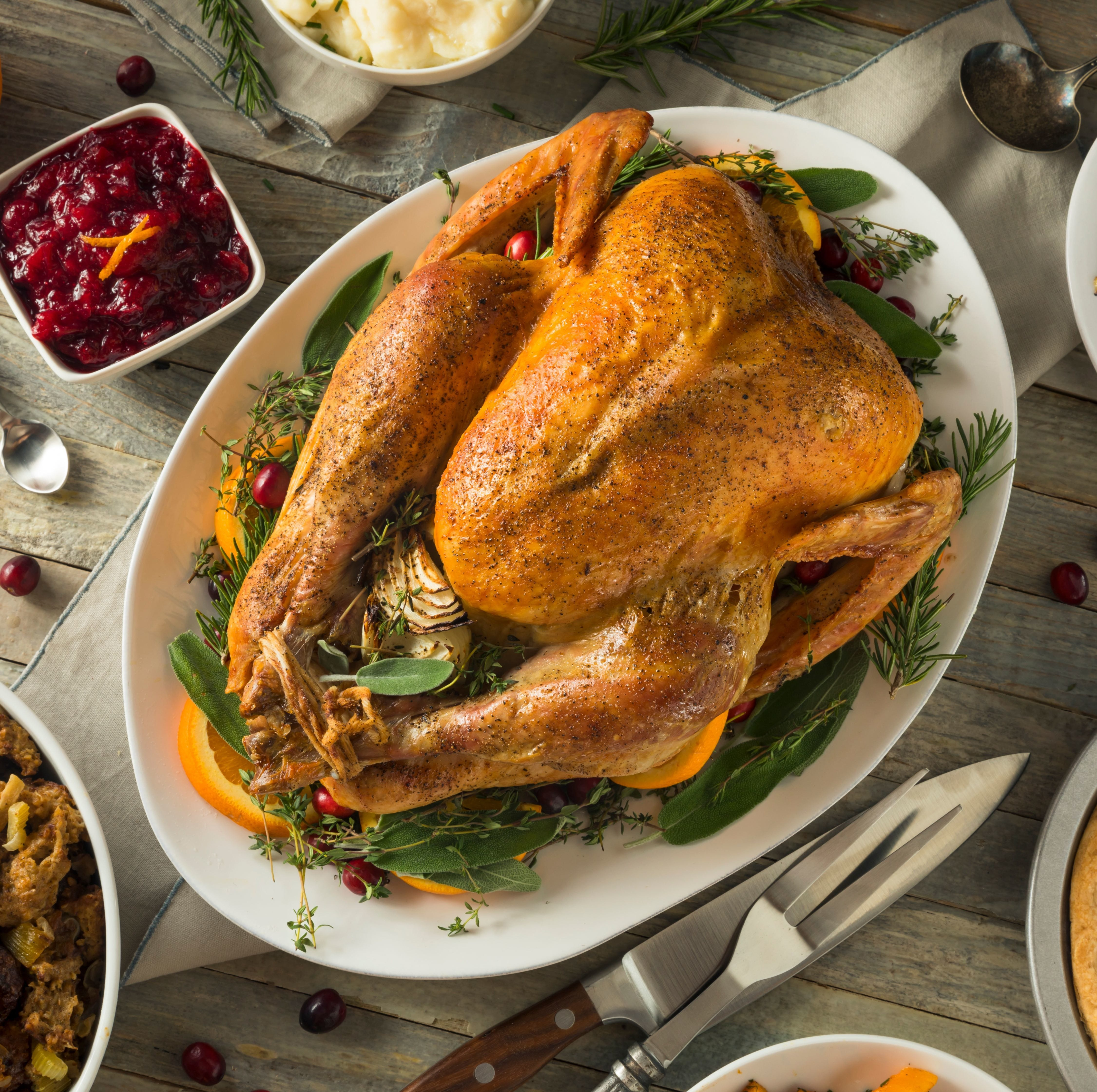 Thanksgiving recipes, turkey recipes and other trending food for the holidays