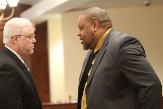Samson Peltier at trial