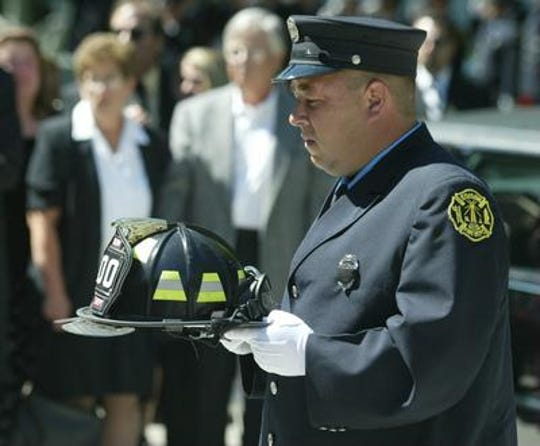Edison Deputy Fire Chief Andy Toth