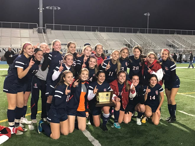 The Governor Livingston girls soccer team won its first Group II title since 1985 on Sunday, Nov. 18, 2018 at Kean University.