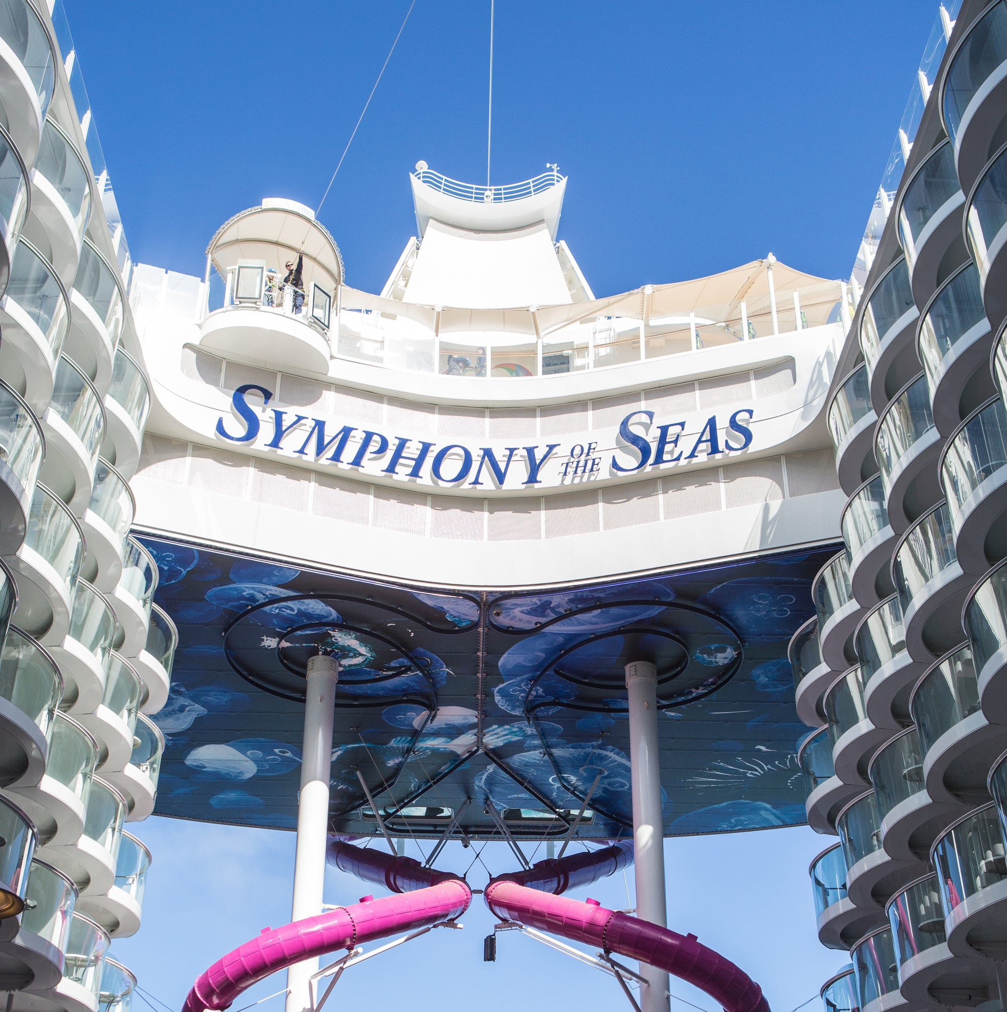 Living large on Royal Caribbean International's Symphony of the Seas