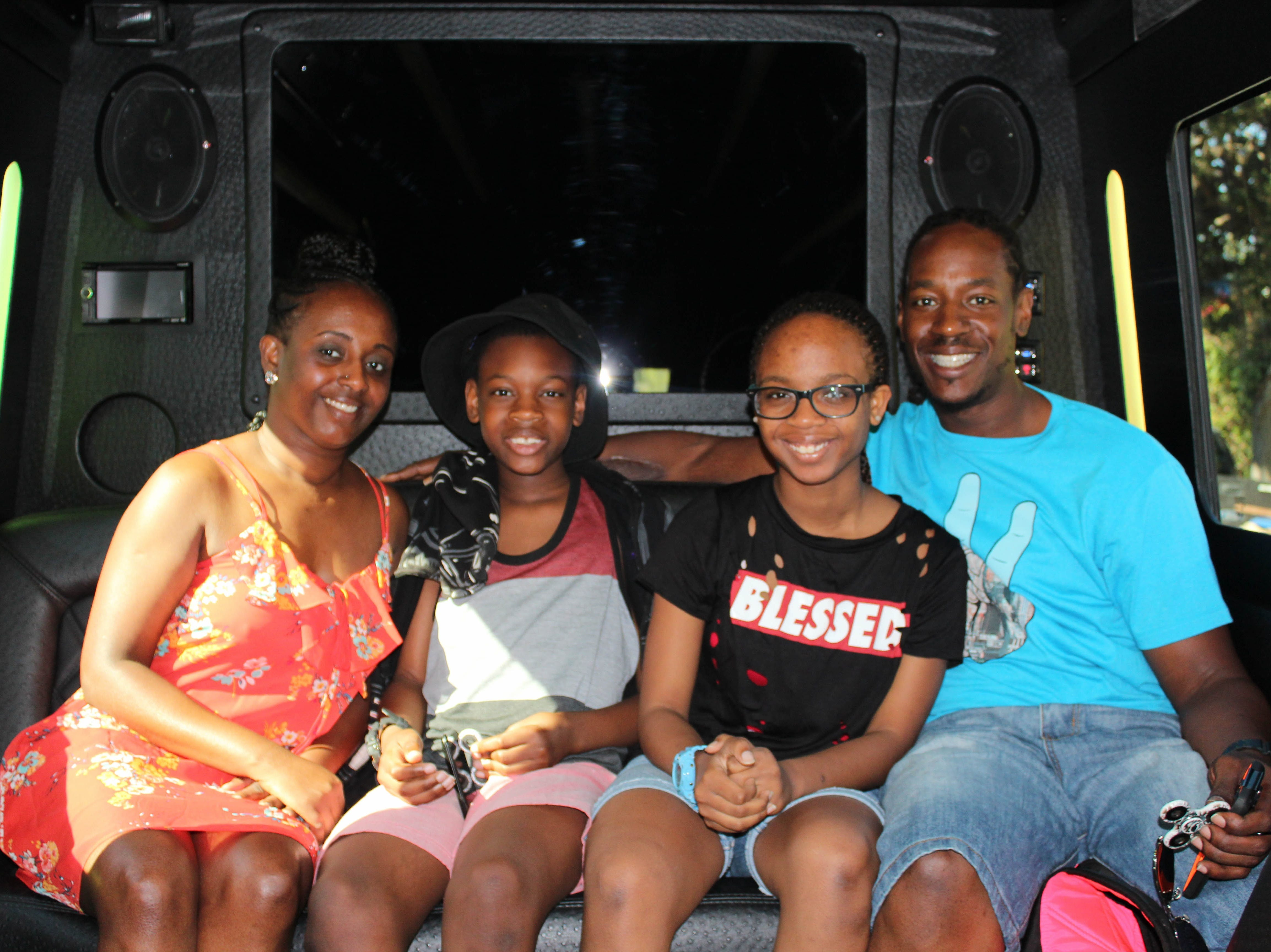 One of 62 U.S.Make-A-Wish chapters, Make-A-Wish New Jersey has granted more than10,000 life-changing wishes since its founding in 1983. Alana Essien, 17, of South Plainfield knows first-hand how impactful a wish can be to a child and their family. In June 2017, at age 15, her own wish - to be a professional recording artist - came true with a trip to Stargate in California.
