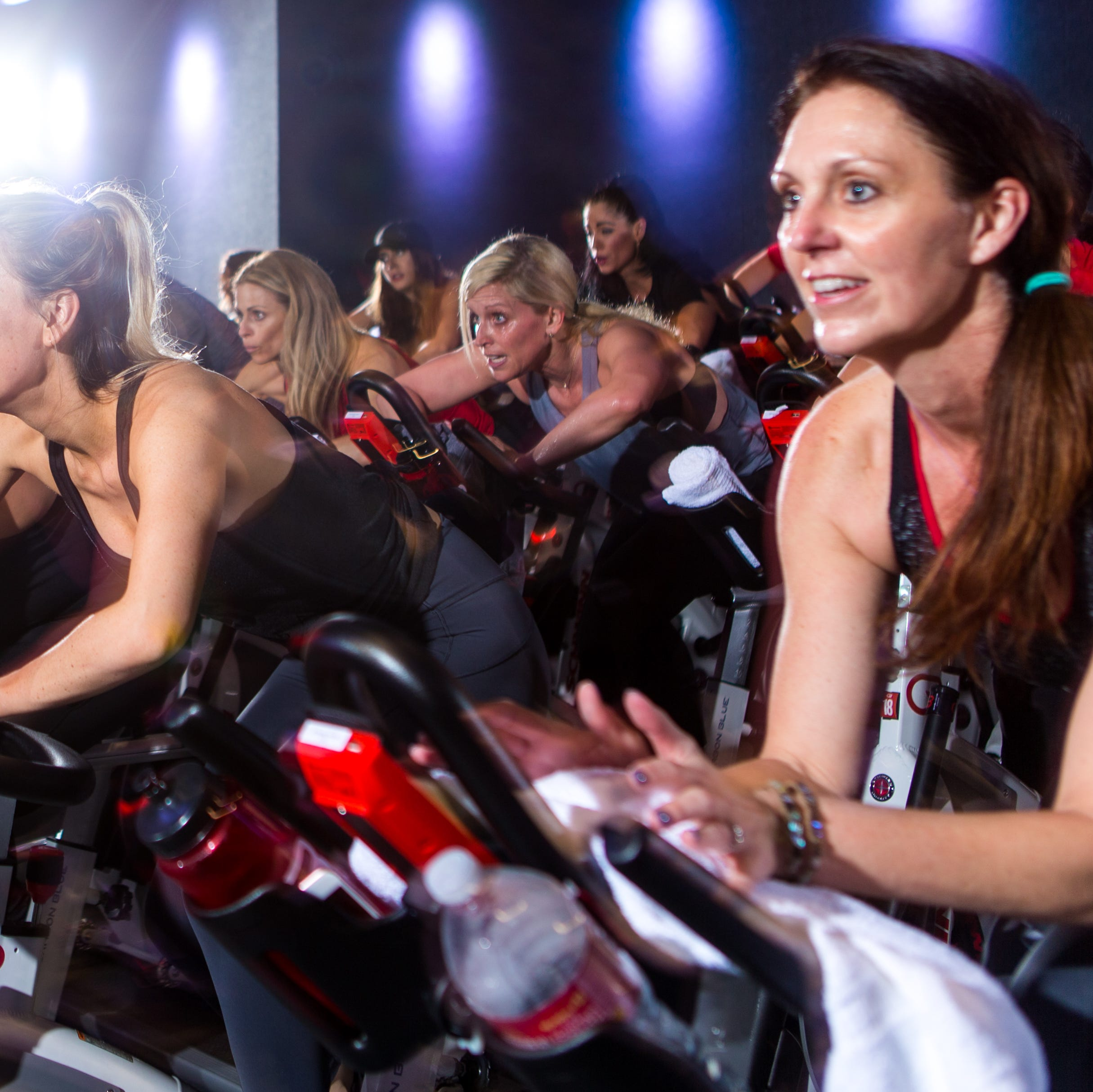 Indoor cycling studio rolls into West Des Moines