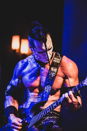 Doyle Wolfgang von Frankenstein (real name Paul Caiafa) and his band will perform at Vaudeville Mews on Wednesday, Nov. 28 for a 5 p.m. all-ages show.