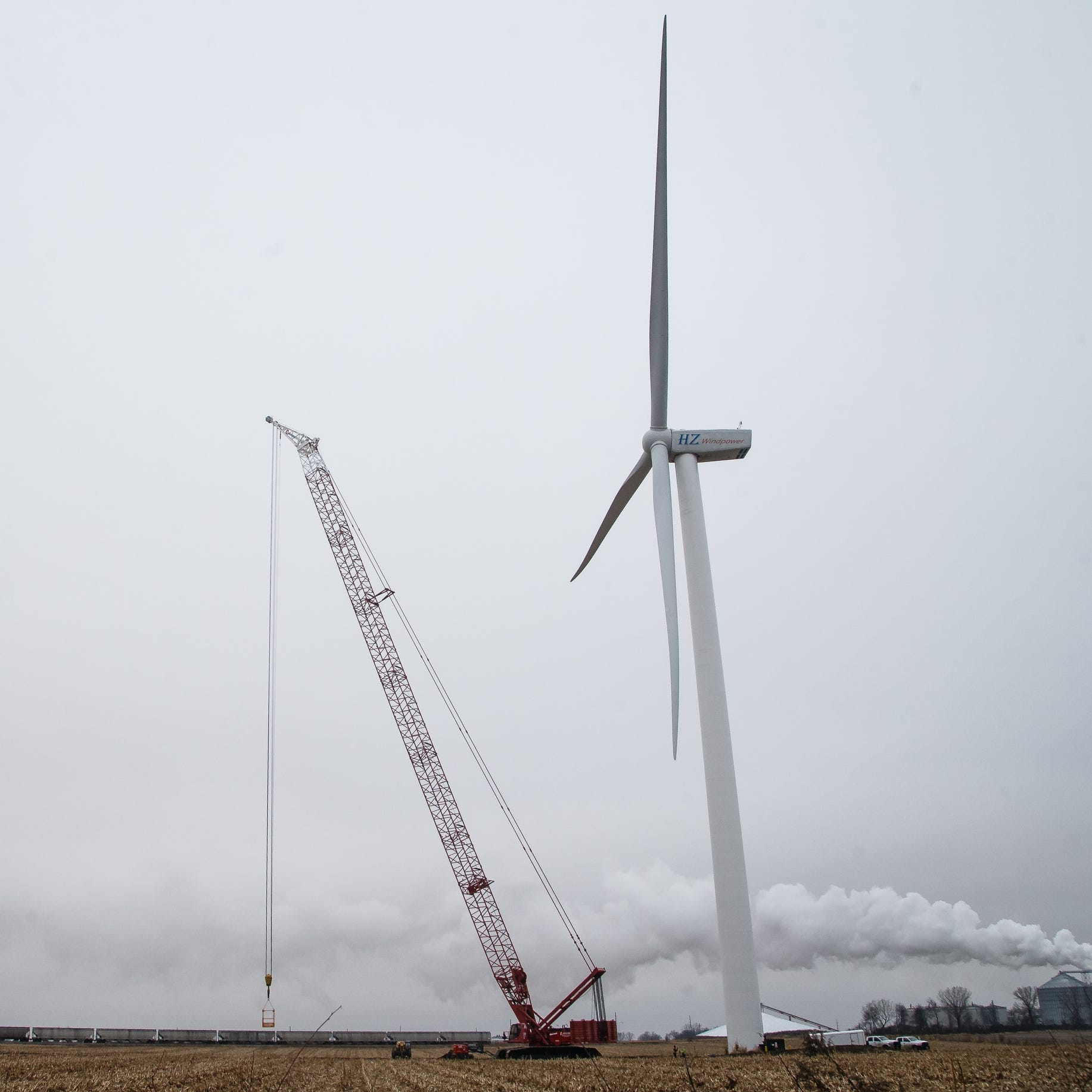 Iowa man loses legal bid to block $120 million wind energy project