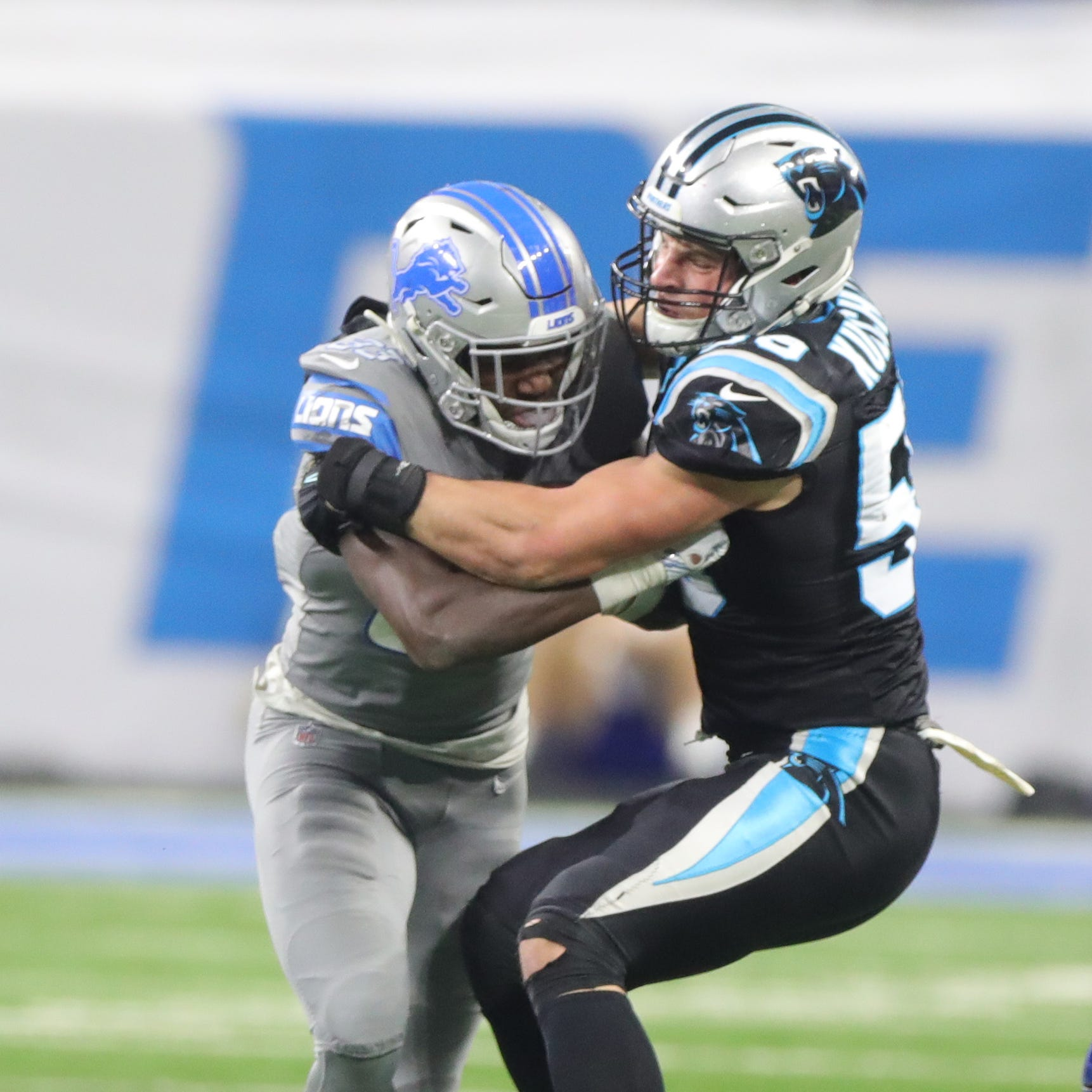 Matt Patricia: Lions IR decisions unaffected by playoff elimination