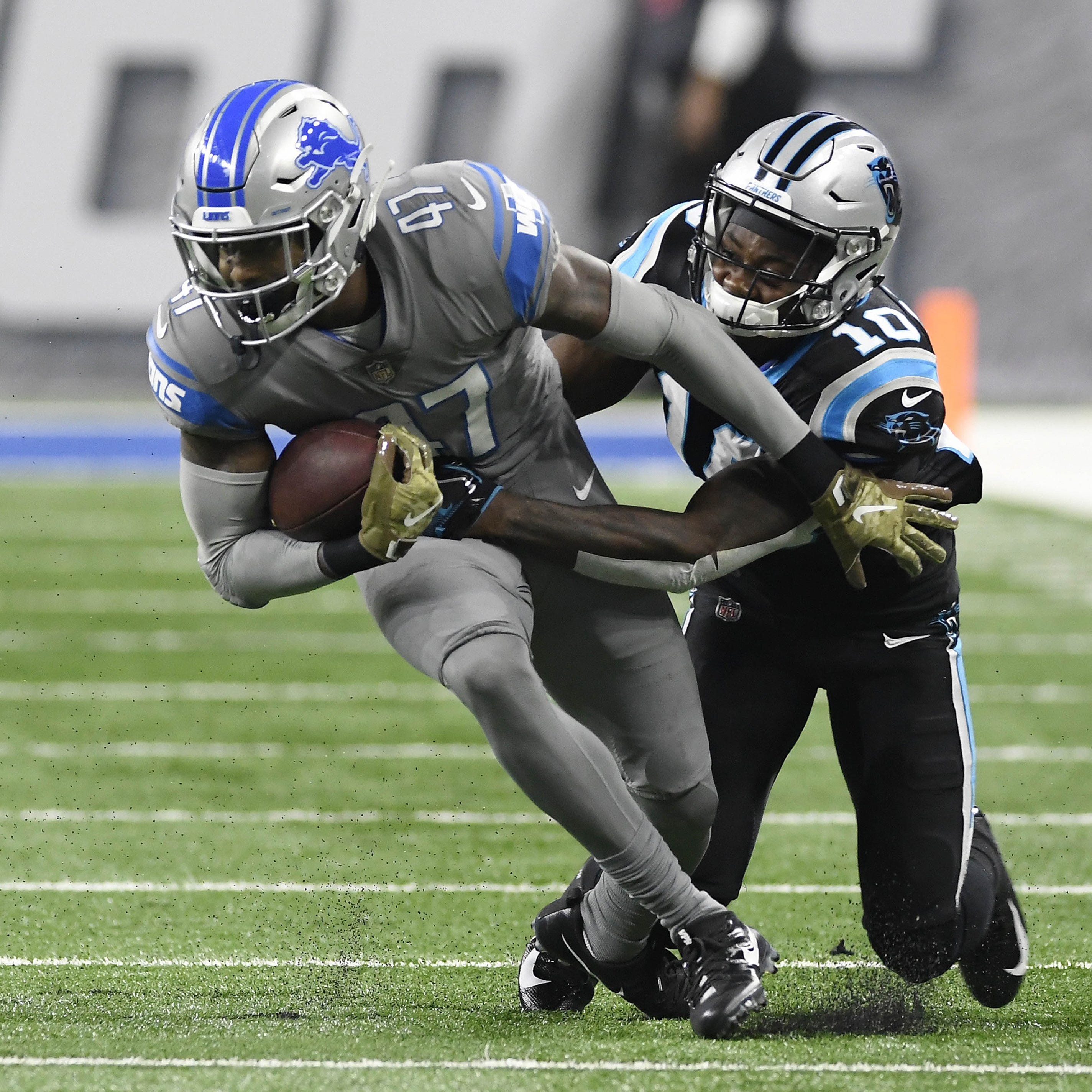 Detroit Lions stock watch: Tracy Walker needs more playing time