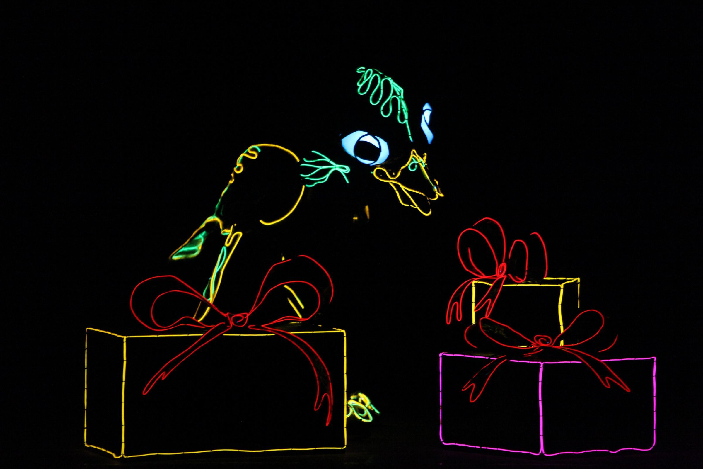 """A Very Electric Christmas"" returns Sunday to Music Hall."