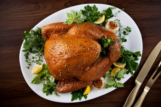 Easy Herbed Turkey H