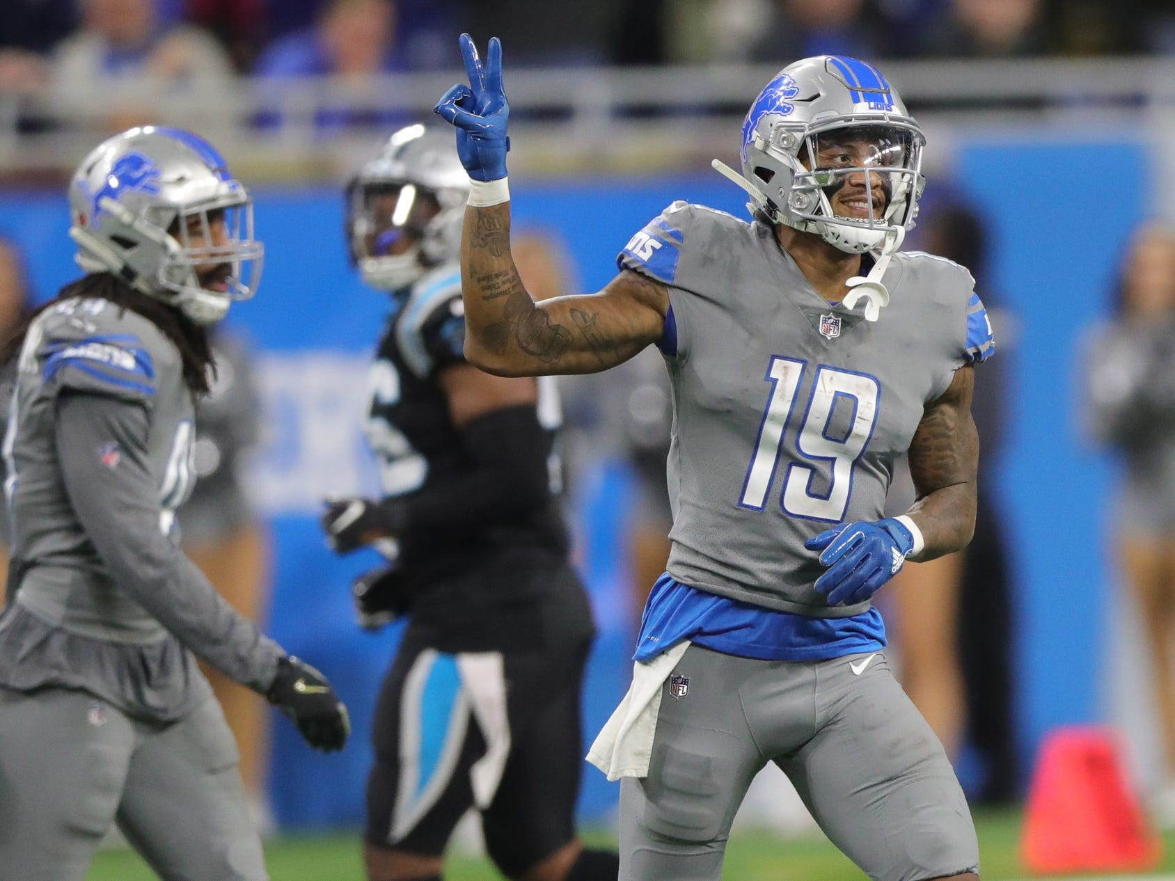 Mitch Albom: Detroit Lions' season lives on ... until Thanksgiving?