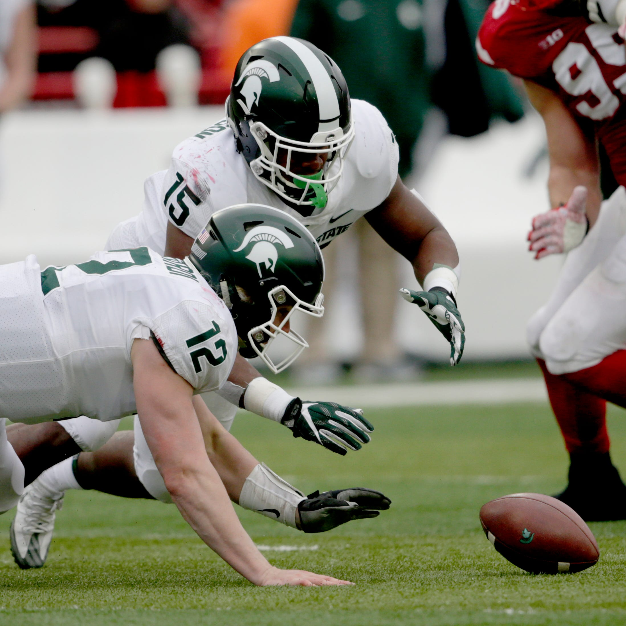 Michigan State football stock watch: QB Lombardi struggles at Nebraska