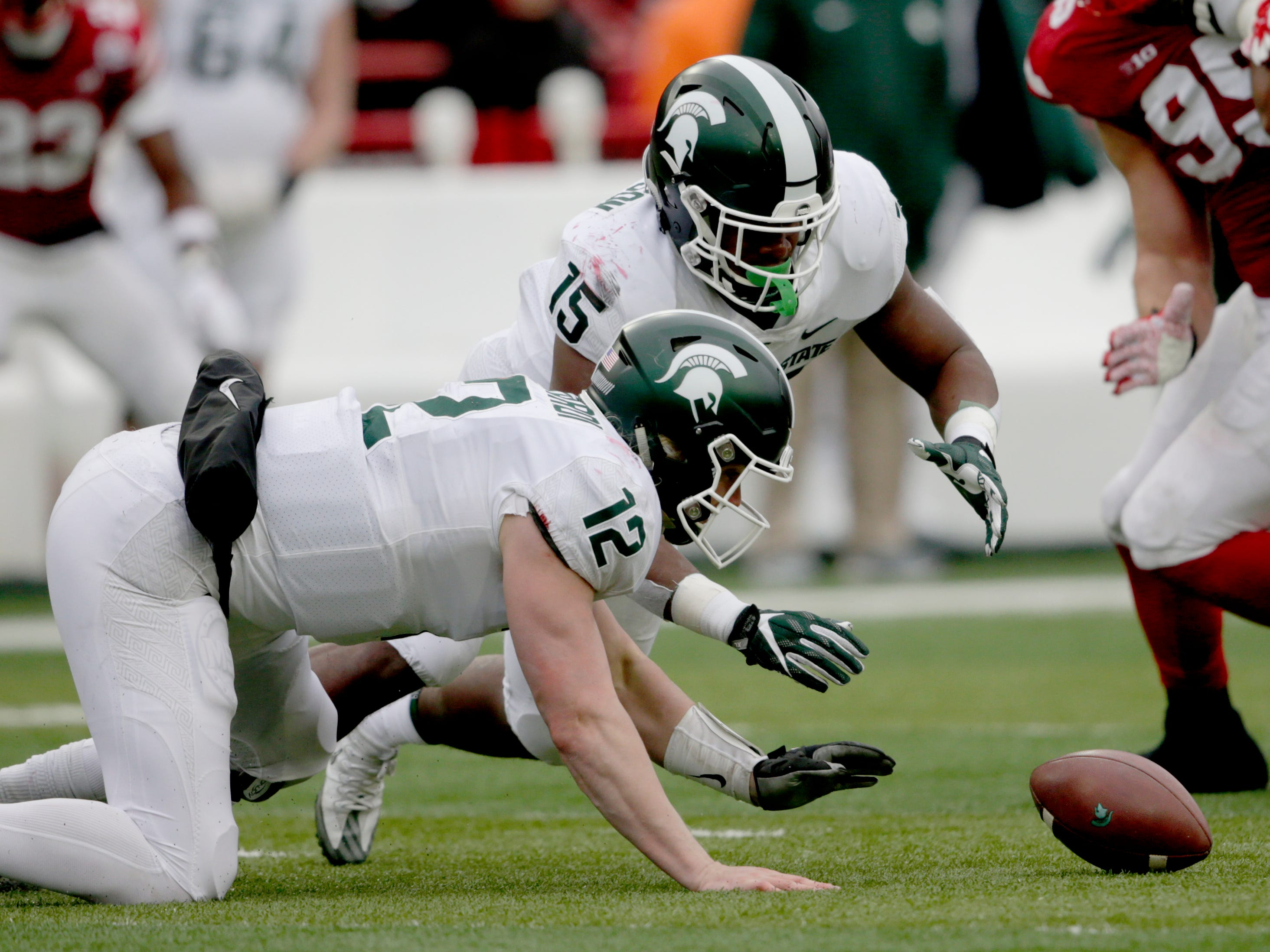 8. Michigan State (6-5) | Last game: Lost to Nebraska, 9-6 | Previous ranking: 6