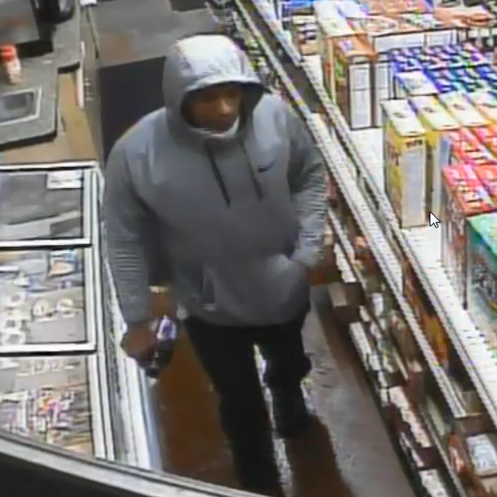 Arson suspect caught on camera pouring liquid inside Detroit business