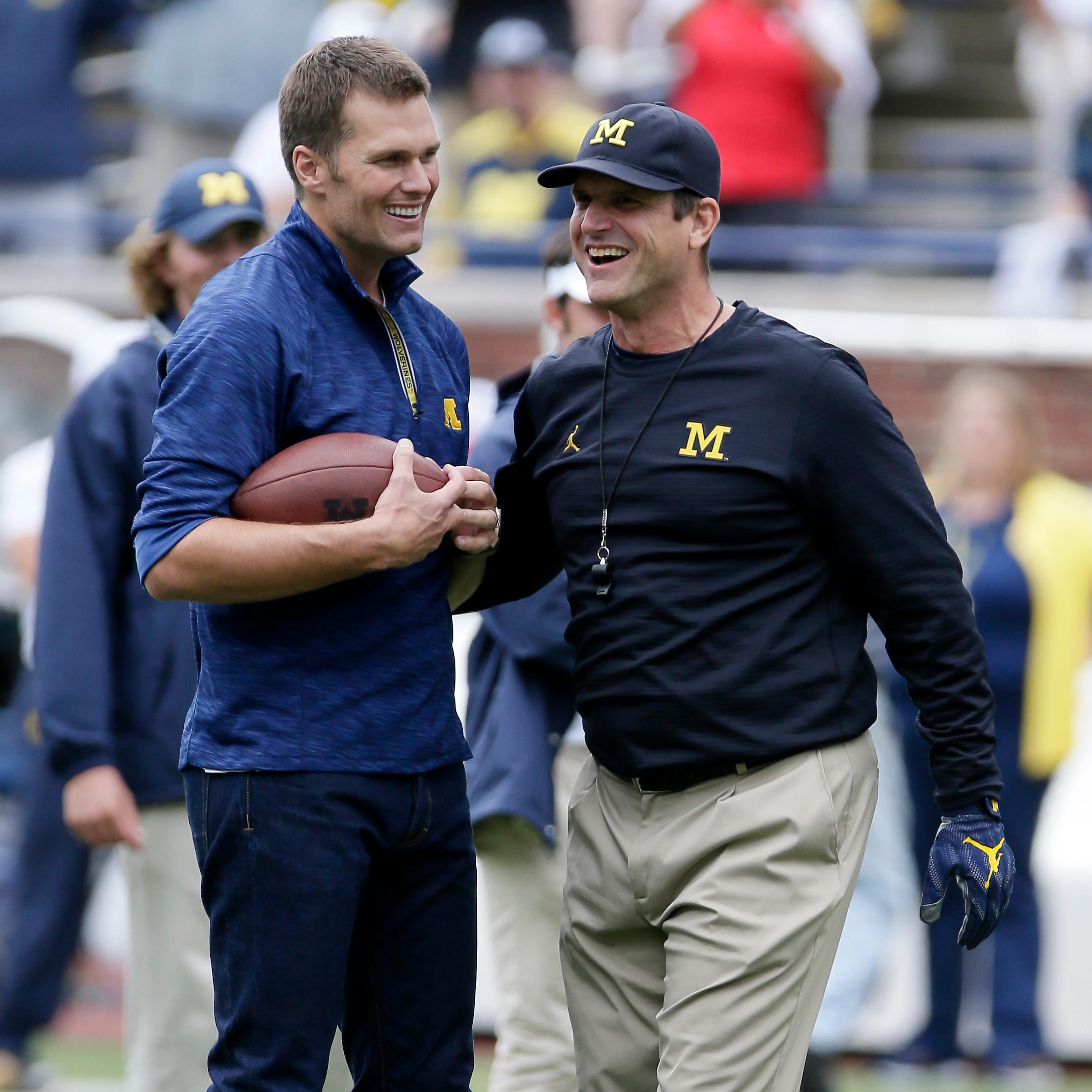 Tom Brady predicts Michigan win over Ohio State: 'This is our year'