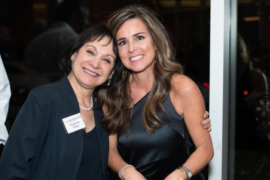 Master sommelier Madeline Triffon and event founder, Flora Migyanka