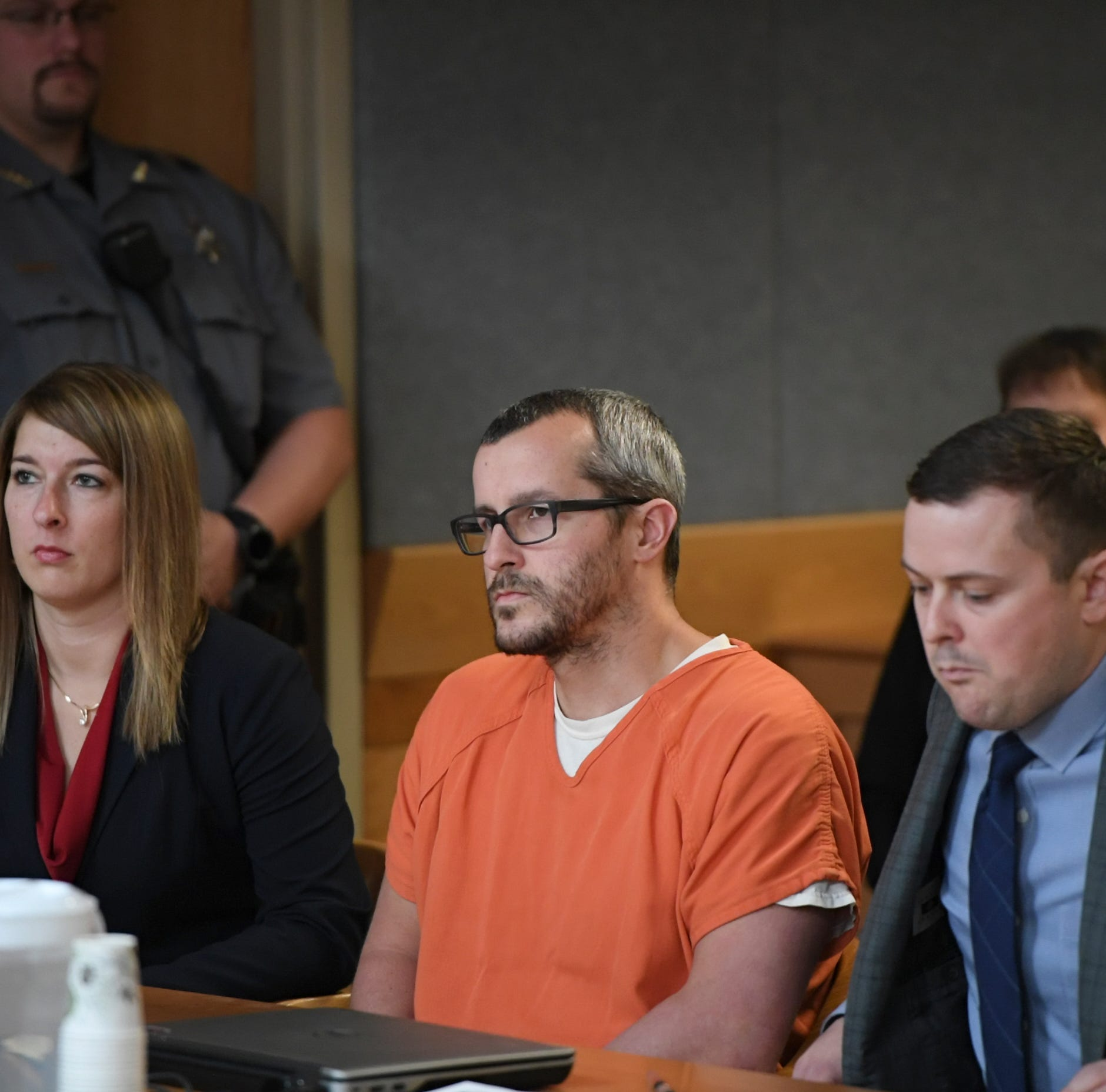 Christopher Watts will serve 3 life sentences for murdering wife Shanann, 2 daughters