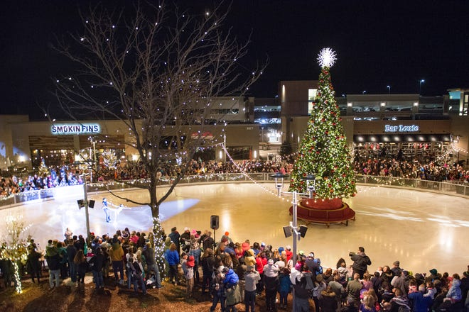 Christmas Lighting At Foothills Mall 2020 Despite revival, Fort Collins mall misses financial goals