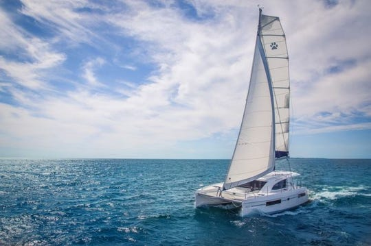 A new 40-foot Leopard sailboat will join the Offshore Sailing School in July. It will operate out of the Westin resort in Cape Coral.