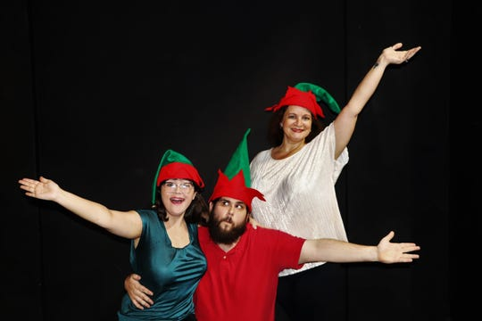 "Lab Theater's ""Every Christmas Story Ever Told (And Then Some!)"""