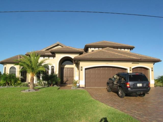 This home at 3300 Surfside Blvd., Cape Coral, recently sold for $990,000.