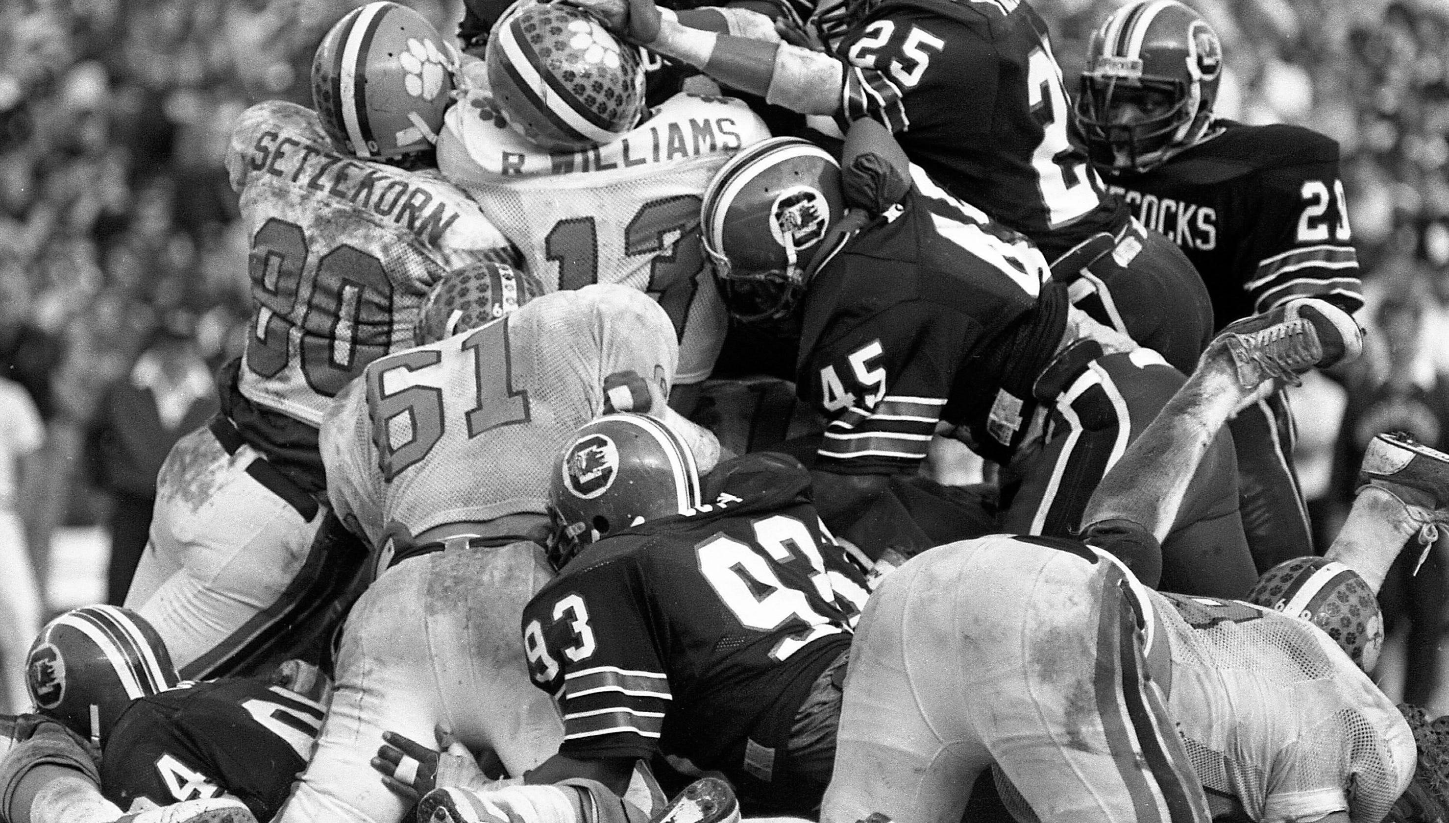 Palmetto Bowl: Clemson-University of South Carolina ...