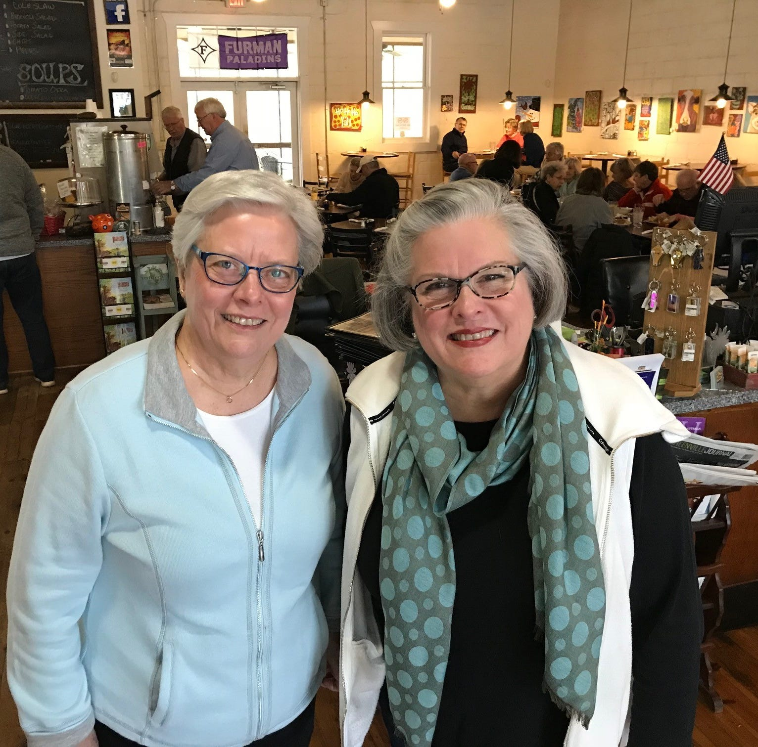 After 10 years, the owners of the Cafe @ Williams Hardware want to try something new