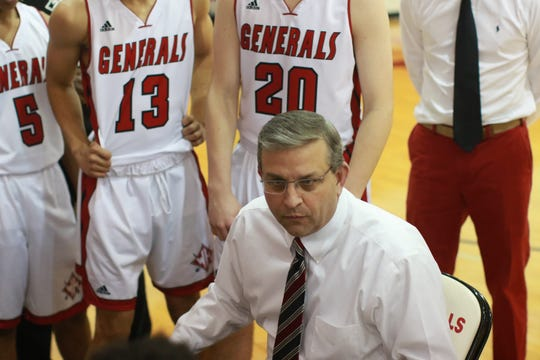 "Darryl Nance, Wade Hampton's boys coach for 19 seasons before becoming Greenville County athletic director: ""The game is meant to be played with some pace."""