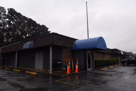 Club Epic nightclub on North Main Street in Mauldin is pictured on Monday, Nov. 12, 2018.