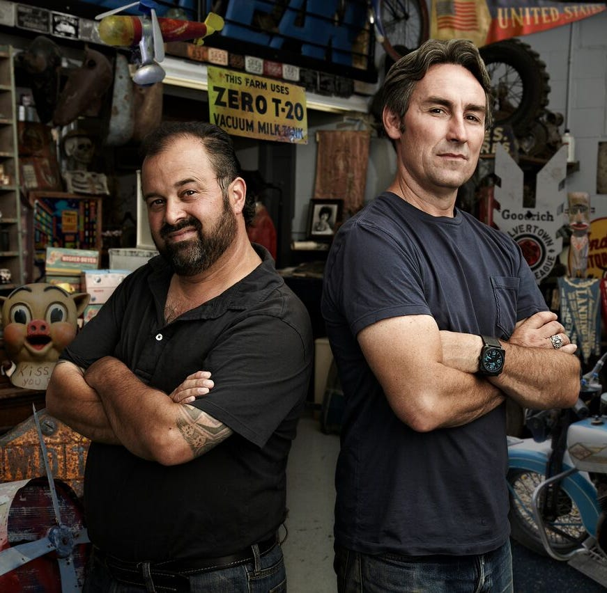 'American Pickers' coming to South Carolina in January