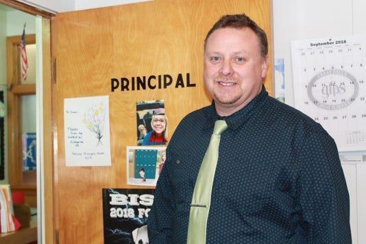 Principal Jon Konen